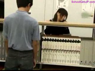 תלמיד, צעיר, יפני