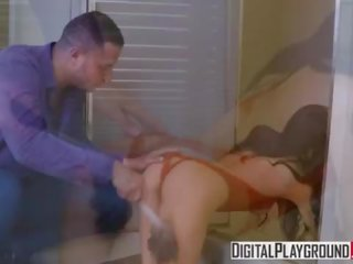 Digitalplayground - broke कॉलेज 2 episode 3 brenna sparks danny mountain