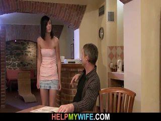 Régi férfi watches övé feleség szar