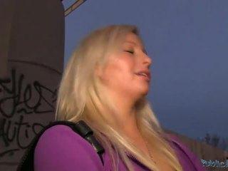 mutisks sekss, blondīnes, mirgo