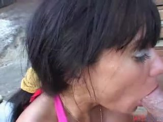 brunette, blowjobs, blow job