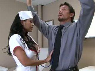 Nurse Priya gets fucked well