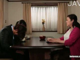 japonês, sexo grupal, ejaculação