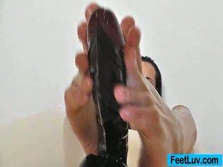 จิตใจ blowing terra เซ็กส์แปลกๆ ใช้เท้า