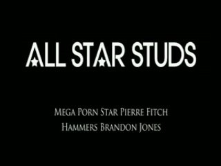 Mega porno ster pierre fitch hammers brandon jones