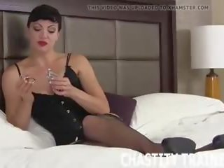 I Make all My Slaves Wear Chastity Devices: Free HD Porn 82
