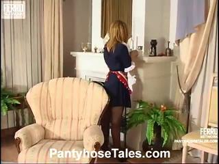 Mix Of Diana, Alice, Lesley By Pantyhose Tales