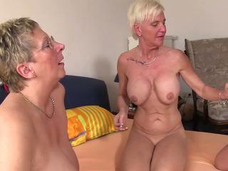 กลุ่มเพศ, grannies, matures