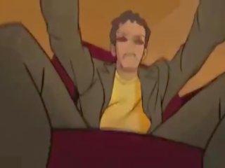 Adult Anime Network Cocaine Clip