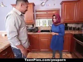 Teenpies - muslim فتاة praises ah-laong قضيب