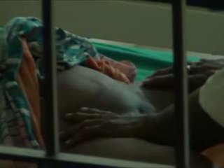 Desi 村 一对 办 性别 在 医院 视频