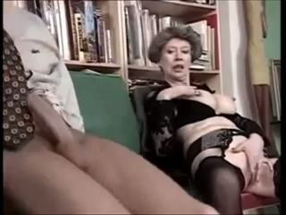 grannies, threesomes, old+young