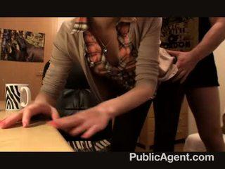 Publicagent - kate falls par a fake intervija