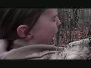 Arrapato outdoors - assfuck con giovane ragazza, porno 71