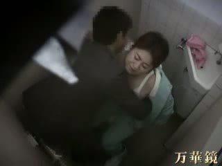 Japonesa médico apanhada a foder sua paciente vídeo