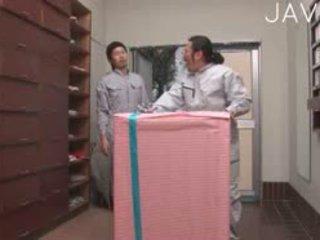 giapponese, mutandine, feticcio
