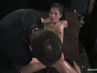 Jade indica appreciates being tortured in graziosa sadism mov