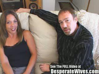 Judy's Slut Wife Sharing Session In Dirty D's Den Of Debauchery