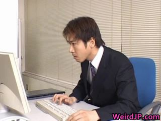 човек голям пенис дяволите, японски, шеф