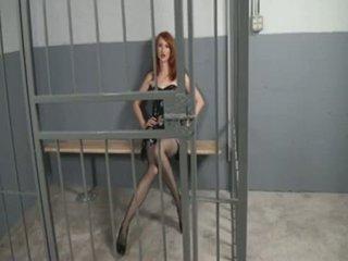 Kendra james - aftrekken af in de cel