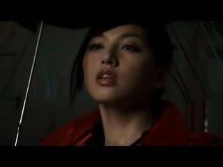 Saori hara - gražu japoniškas mergaitė