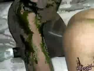 Đẹp cây mun jamaica enjoys cây mun meat