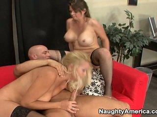 Oustanding tittie blondinė milfs turėti erotika 3 dalis nearby sons mate