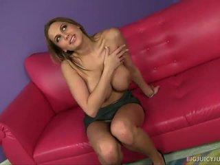 Alanah rae s stor pupper jiggle under sex