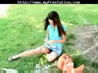 Bello chloe - pinata divertimento e di più chica sborra shots chica ingoio di sborra braziliera mexicana spagnolo