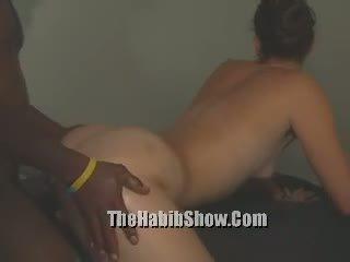 Freaky Black Midget Sex Slave Enjoys Mistresses Pleasure