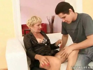 grand-mère, mamie, hd porn