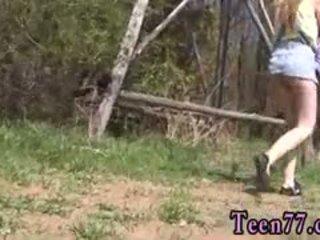 výstřik, malé kozy