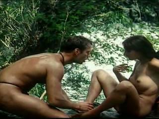 Tarzan meets jane: フリー ビンテージ 高解像度の ポルノの ビデオ df