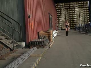 Factory zusammenstellung mit carol goldnerova