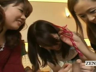 Subtitles apģērbta sievete kails vīrietis japānieši grupa dīvainas priekšādiņa kauss