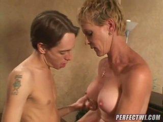 milf sex, zrelý, vo veku lady