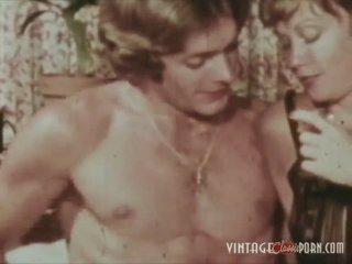 Vintage porno z the sixties