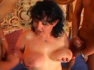 veľké prsia, bbw, matures