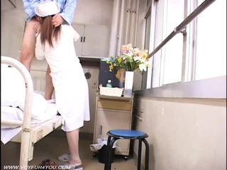 voyeur, nurses, nude