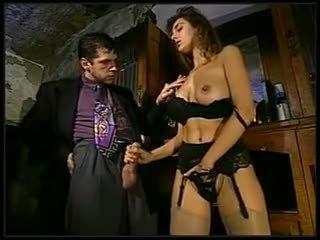 Arg tüdruk koos prillidega gets perses, tasuta porno f8