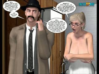 Tatlong-dimensiyonal komiko fourth world 12