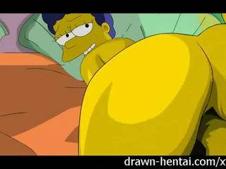 adam, karikatür, hentai