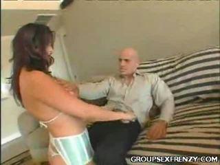 Brooke un ava 3jatā sekss