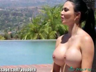 nuru, besar tits, inggris