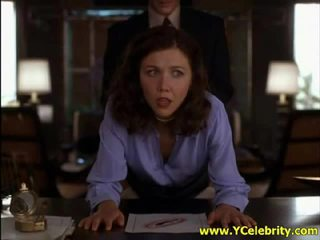 Maggie gyllenhaal secrétaire