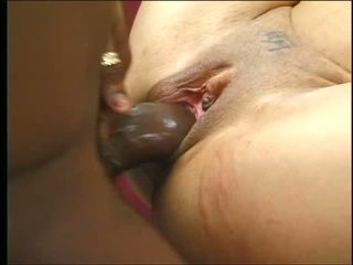 Horny Slut gets Her Pretty Face and Pussy Fucked by a