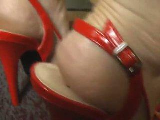 foot, heels, fetish