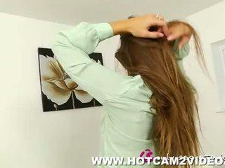Kuum seksikas secretaries keha keppimine hotcam2video.com(new)