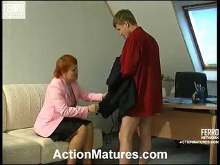 Ophelia un jerry sarkans seksuālā senior aktivitāte