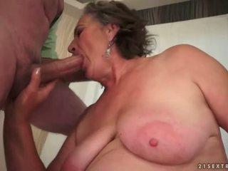 Me lesh gjysh enjoying e ndyrë seks